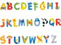 ANIMAL LETTER SET ENTIRE SET OF 312 ANIMAL LETTERS 12 PCS PER ALPHABET bFree stand will be given for ordering full set of Animal LettersbALL LETTERS CAN BE REORDER IN 12PCS PACK  Please click her. Please Click the image for more information.