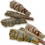White Sage 3 sticks White Sage Smudgestick (salvia Apiana)