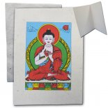 Buddha Vairochana Card