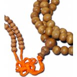 Small Mala Bead Necklace with Sandalwood Scent Brown Mala sandalwood scentnecklace 108 beads with Mother bead Please Click the image for more information.