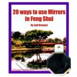 20 Ways to Use Mirrors in Feng Shui - contains octagonal glass mirror