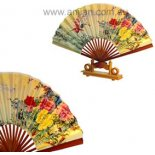 Paper Fans with Various Designs 260mm Paper Fan with mixed designs Throughout cultures fans have been a part of all walks of life They were used to symbolise rank and royalty for decorative purposes protective amulets and are still used as an accessory for evening wear Please Click the image for more information.