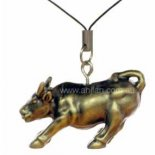 Ox hanging  Small Ox hanging to hang on your bag or in car or indoors The Ox is a hard worker and represents beneficial outcome of hard workC. Please Click the image for more information.