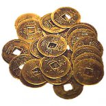 I Ching Coins pack of 100, 25mm or 1&quot; standard size