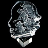Guardian Angel with Children Crystal Carving 150mm Guardian Angel with Children Crystal Carving  Please Click the image for more information.