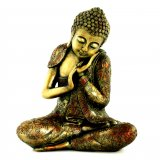 Bronze Meditating Buddha 29cm This Bronze Meditating Buddha will add a tranquil touch to your home Who doesnt need a bit more peace and calm Buy today through Tigress Direct and SAVE time and $$$ . Please Click the image for more information.