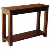 """Mirage"" Toffee Hardwood Hall Table The Mirage Solid Hardwood Timber Hall Table will look fantastic in your hallway or lounge room Perfectly designed to go with the matching Mirage mirrorThis . Please Click the image for more information."