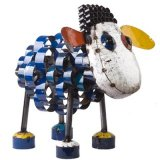 EE-I-EE-I-O Sid the Sheep Small What can I say  hilariousThis eclectic range of hand made sculptures is full of fun and character 100 d. Please Click the image for more information.