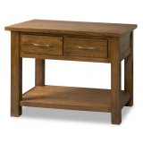 """Hayman"" Natural Hardwood Hall Table The Hayman hall table with 2 drawers represents quality and durability This simple and timeless design is sure to stand the test of timeThe. Please Click the image for more information."