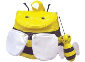 Kidorable Bee Backpack Kidorable Backpacks  Designed to hold the imagination and moreFor the beach the park a picnic or school Kidorables toddlersized backpacks are perfect for everyday adventures Our easy to wa. Please Click the image for more information.