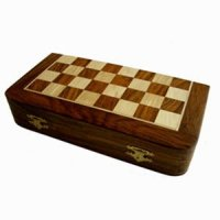 25cms Magnetic Chess Set 25 cm Magnetic chess set Please Click the image for more information.