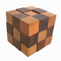 Snake Cube Puzzle Snake Cube Puzzle  Please Click the image for more information.