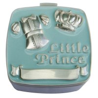 Little prince jewellery box Little prince jewellery box brushed silver plated zinc alloy with epoxy Please Click the image for more information.