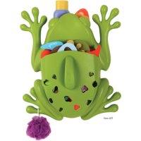 Frog Bath Pod Youre gonna want to kiss this frog Nothing keeps your bath this organized and tidy Thats why Frog Pod is the super star of bath toy storage Its. Please Click the image for more information.