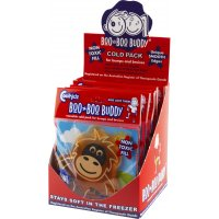 Boo Boo Buddy -  Promo buy 13 receive 16 !  Promo 16 units for the price of 13 and at the new low price Every freezer needs a Boo Boo Buddy for lifes little accidents  Boo Boo Buddy is the most innovative and effective child friendly cold pack on the market developed by doctors to  assist natural healing and sooth pain caused by minor bumps bruises scrapes insect bites stings headaches fever and vaccinations Boo Boo Buddys are reusa. Please Click the image for more information.