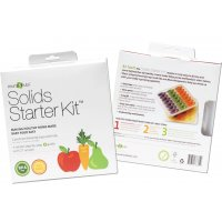 mumi&bubi Solid Starter Kit BPA Free  At Last  The Solids Starter Kit makes it truly easy to freeze and store big batches of healthy home made baby puree and food for older babies Ma. Please Click the image for more information.