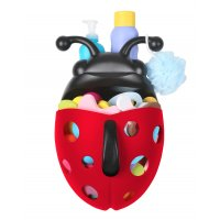 Boon Bug Pod - Red Who you calling Lady Dont let the fun ladybug appearance fool you Bug Pod is one bad bug Kids love how it scoops up their bath toys Tha. Please Click the image for more information.