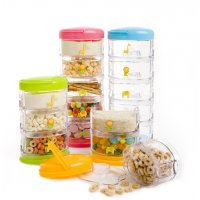 Packin Smart 3 Tier Storage Solution Introducing the Packin SMART 3 Tier AllinOne Storage Solution for Mums OntheGo from the USAA must have nappy bag essential to store dispense and organize formula snacks pacifiers and more in one convenient unit  Put an end . Please Click the image for more information.