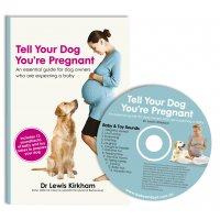 Tell Your Dog You're Pregnant Tell Your Dog Youre Pregnant offers a practical intuitive approach for creating a lovingbond between your dog and your new baby Dr Ki. Please Click the image for more information.