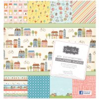 Grace Taylor 30 Sheet Paper Pad - Our neighborhood Grace Taylor 30 Sheet Paper Pad Overall Dimensions 305 cm X 305 cm 12 X 1230 Sheet paper pad from Grace Taylor Designs Each pack contains 15 papers four sheets of each design are contained in each pack Acid and li. Please Click the image for more information.