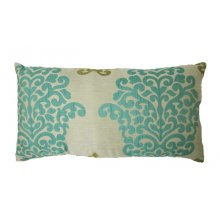 Carousel Pillow Aqua  Please Click the image for more information.