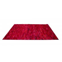 Thatch Calf Hide Rug Red  Please Click the image for more information.