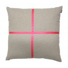Fluoro Band Cushion Pink  Please Click the image for more information.