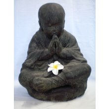 BB2439 Balinese Praying Buddha BB 2439 Balinese Praying Buddha  30cm Blackwash Please Click the image for more information.