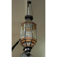 Balinese Glass Ceiling Lamp SK 2803 Balinese Glass Ceiling Lamp Please Click the image for more information.