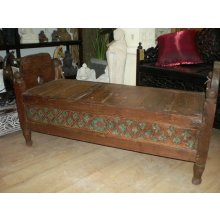 DO 3730 Antique Jodong (Wedding Bench) DO 3730 Solid Teak Antique Jodong Wedding Bench  110cm x 44cm Please Click the image for more information.