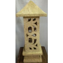 BB 2184 Indonesian Lombok Stone Outdoor Garden Lantern BB 2184  Indonesian Lombok Stone Outdoor Garden Lantern Please Click the image for more information.