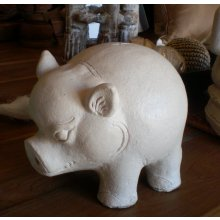 BB3808 Balinese Piggy Bank BB 3808 Balinese Piggy Bank  15cm x 15cm Please Click the image for more information.
