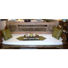 MAR 4782 Balinese Day Bench MAR 4782 Balinese Day Bench Includes Mattress Please Click the image for more information.