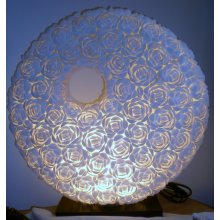 DU 0605 Donut Shell Lamp DU 0605 Donut Shell Lamp  X LARGE Please Click the image for more information.