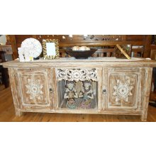 AJ 0284 Antique Boat Teak Buffet AJ 0284 Antique Boat Teak Buffet Please Click the image for more information.
