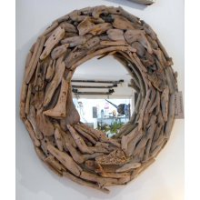 DU 0648  Round Driftwood Mirror DU 0648  Round Driftwood Mirror Please Click the image for more information.