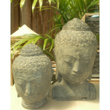 BB129 Balinese Buddha Head- Small BB 129 Balinese Buddha Head  30cm  Please Click the image for more information.
