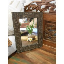 MM 2457 Carved Stonewash Mirror  MM 2457 Carved Stonewash Mirror  Please Click the image for more information.