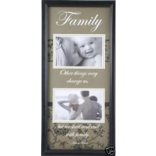 Then and Now FAMILY Photo Frame Inspirational photo frame Then and Now FAMILY This frame is black and the matting is olive with white writingThe. Please Click the image for more information.