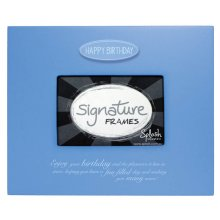 SPLOSH Signature Frame Happy Birthday BLUE Frame your special occasion with the signatures of those who shared it with you Signature Frames are a hit at parties and celebrations . Please Click the image for more information.