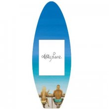 FIJI Surfboard Frame 5x7 Kelly Lane FIJI 5x7 Surfboard Photo Frame Frame Measurements 51cm x 20cmPhoto Size 17cm x 12cmWe are official Kelly Lane Stockists if their is something you are after send me a message and I will do my best to help you. Please Click the image for more information.