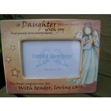 DAUGHTER Faithful Guardian Angel Frame DAUGHTER Faithful Guardian Angel FrameI have a collection of these frames the range is just lovely The. Please Click the image for more information.
