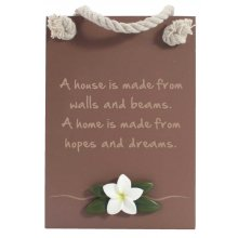 BLESS- HOPES & DREAMS Plaque BLESS HOPES  DREAMS PlaqueThe Lush collection is a bold simplistic chocolate range featuring natural frangipanisMeasur. Please Click the image for more information.