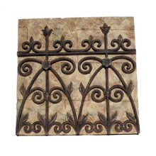 Trellis WALL PLAQUE A stunning wall plaque which would add character to any home This plaque comes with a hook on the back for easy hangingMeasurements 20cm x 24cm x 3cm Please Click the image for more information.