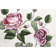 ROSE GARDEN 60x90cm Canvas Kelly Lane ROSE GARDEN CanvasCanvas is stretched onto a timber frame which is ready to hang on your wall Meas. Please Click the image for more information.