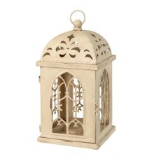 French Provencial BIRD CAGE Candle Holder stunning French Provincial decorative bird cage Add a little French Provincial to your home with this bird cage it has a round hook at the top ready to hang from the ceilingThe c. Please Click the image for more information.