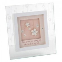 Daughter Sentiments Inspirational Plaque Daughter Inspirational Sentiments PlaqueA beautiful gift to give to your daughter It has a glass lightly pattern outer frame with a deepset 3D picture of flowers In betw. Please Click the image for more information.