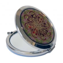 GORGEOUS Mirror Compact - Musical Note GORGEOUS Mirror Compact  Musical NoteThis would also make a perfect giftMeasurements 10cm x 10cm  Please Click the image for more information.