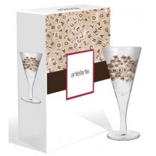 KELLY LANE - ArtieFarite - WINE GLASS 2pc SET- SCRABBLE KELLY LANE ArtieFartie WINE GLASS 2 pce SET  SCRABBLEThese glasses are funMeasurements 20cm high x 9cm wideThese glasses come to you in a lovely gift box and would make the perfect giftWe are official. Please Click the image for more information.