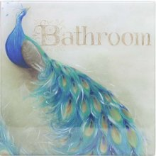 SPLOSH Door Plaque BATHROOM - INDIA BLUE SPLOSH Door Plaque BATHROOM  INDIA BLUEThis is range is just lovelyMeasurement 12cm x 12cmComes complete with adhesive ready to hang on your door. Please Click the image for more information.